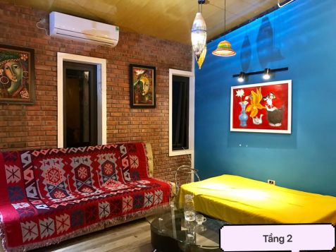 Sunny Home, homestay của Nắng